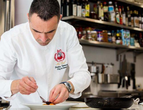 10+1 Ερωτήσεις με τον Chef Δημήτρη Τζιοβάρα