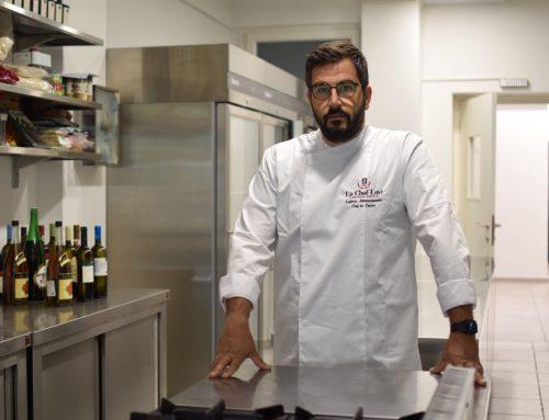 Έναρξη συνεργασίας με τον Chef Λευτέρη Αθανασόπουλο